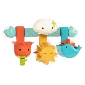 Battat Rain and Shine Bath Bar bath toys for toddlers