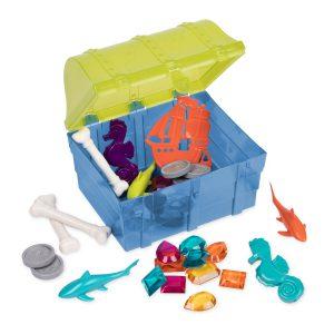 Battat Pirate Diving Set for kids, bath toys, pool toys, summer toys